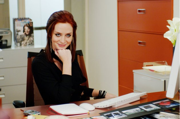 Emily  Blunt The Devil Wears Prada