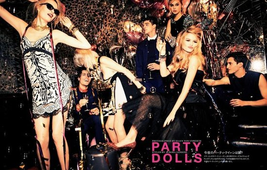 Vogue-Japan-January-2013-Party-Dolls-01