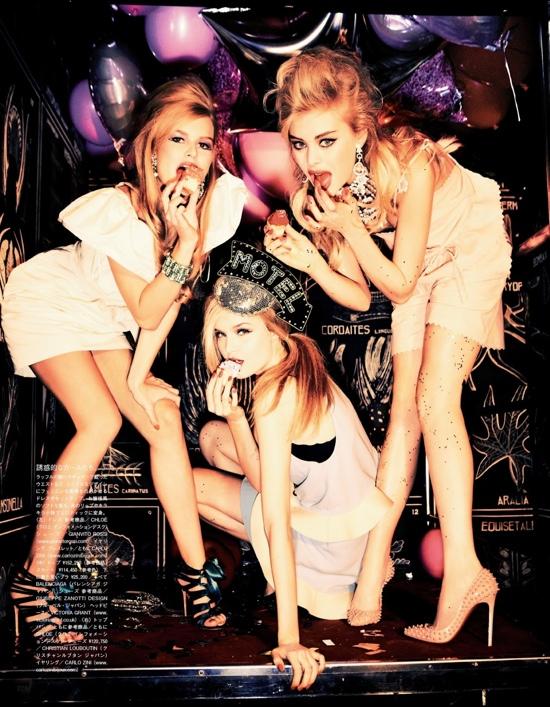 Vogue-Japan-January-2013-Party-Dolls-05